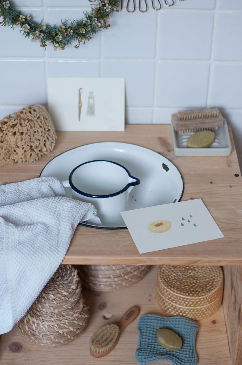 DIY Waschtisch Montessori Anleitung 14 - ein Waschtisch nach Montessori