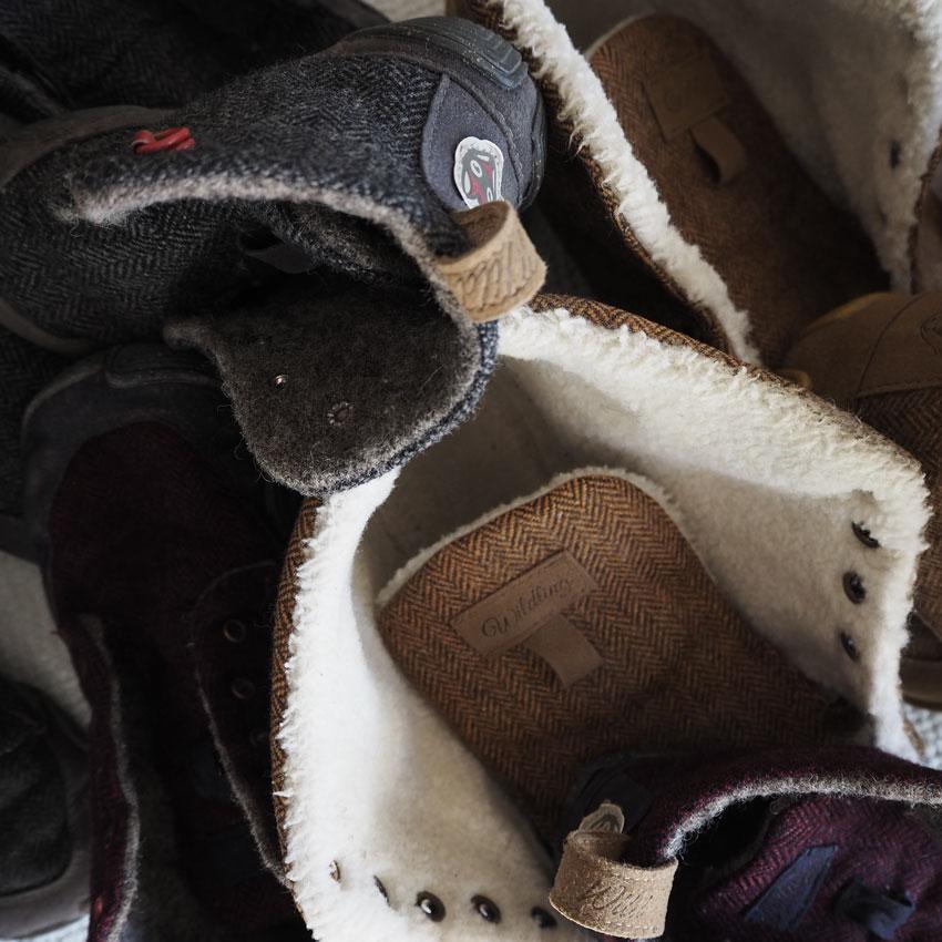 wildling Barfußschuhe Schnürsenkel - Wildlinge imprägnieren & gefilzte Einhornbegleiter