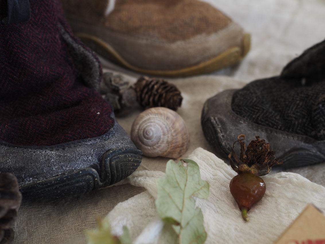 wildling Barfußschuhe Wachs - Wildlinge imprägnieren & gefilzte Einhornbegleiter