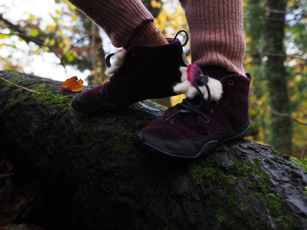 wildling Filzbegleiter Einhorn Schuhe 06 1024x768 - Wildlinge imprägnieren & gefilzte Einhornbegleiter