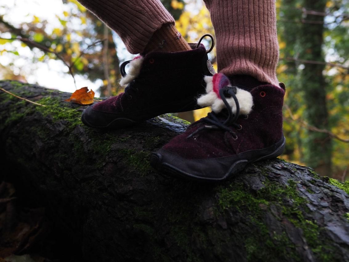 wildling Filzbegleiter Einhorn Schuhe 06 - Wildlinge imprägnieren & gefilzte Einhornbegleiter