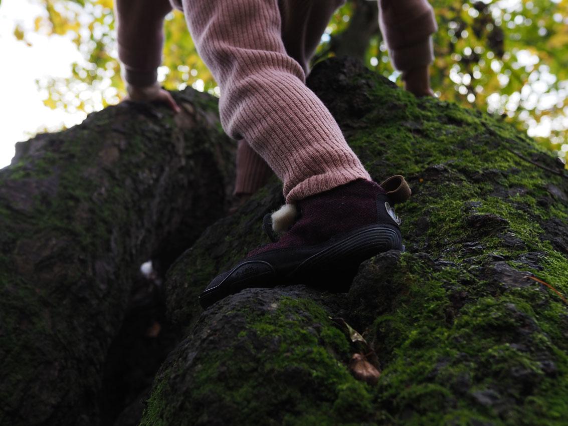 wildling Filzbegleiter Einhorn Schuhe 07 - Wildlinge imprägnieren & gefilzte Einhornbegleiter